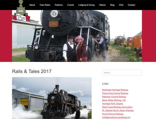 Rails & Tales